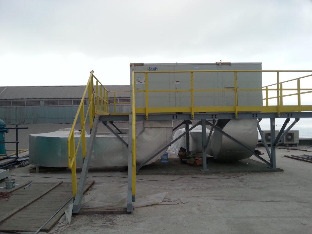 Rooftop Havalandırma Santrali