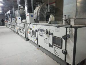 Endüstriyel tesisat mekanik taahhüt çorlu