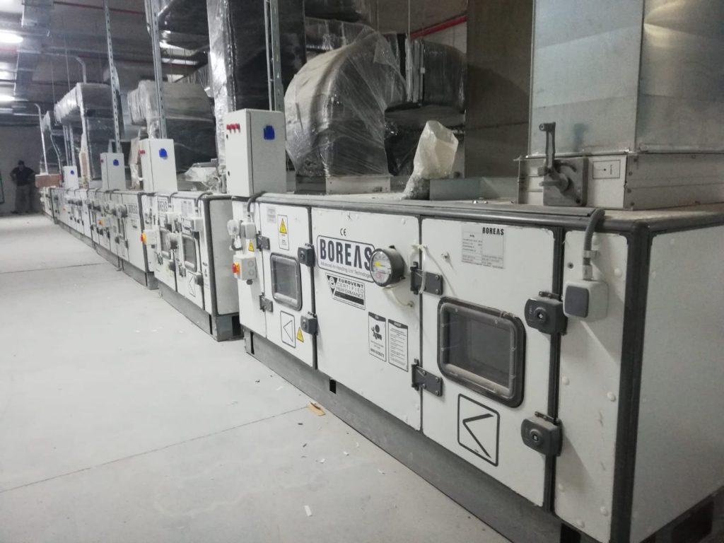 havalandırma tesisatı mekanik firma çorlu