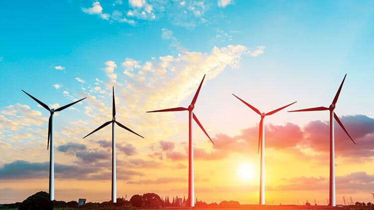 rüzgar enerjisi firması